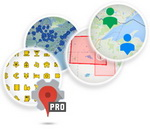 Google Maps Engine PRO (KML) files format support
