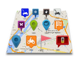 Set your own map marker icon